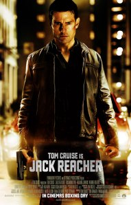"The Official UK Poster for ""Jack Reacher."""