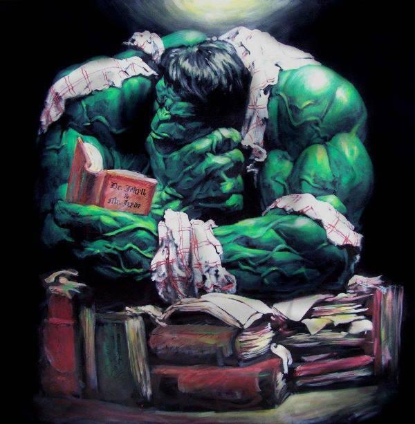 Hulk Read