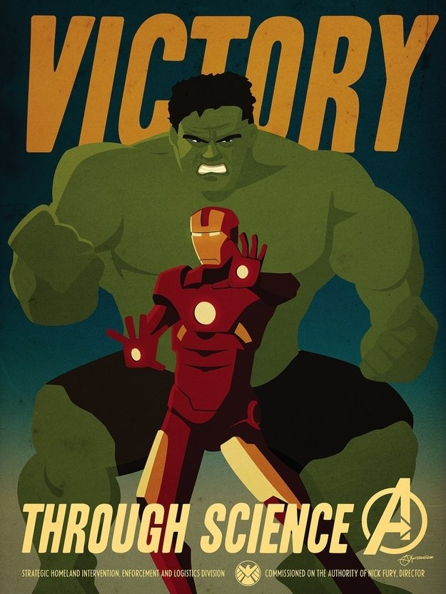 Victory Through Science