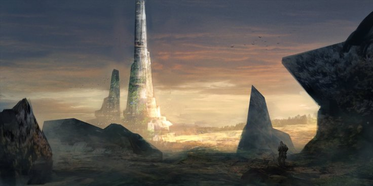 Ivory Tower by TSONLINE via DeviantArt
